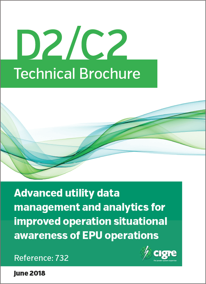 Data analytics for Electric Power Utilities operations